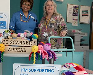 Supporting the Scanner appeal