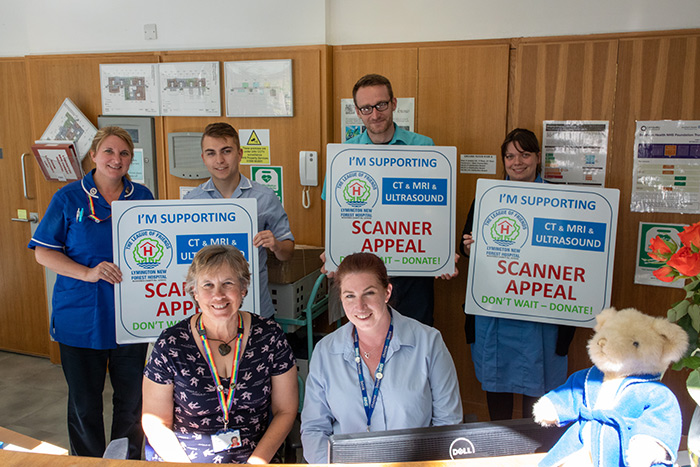 We support the scanner appeal